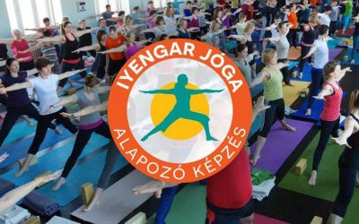 Iyengar jóga alapozó tanfolyam 2018 október – 2019 július