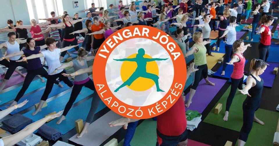 Iyengar jóga alapozó tanfolyam 2018 november – 2019 július