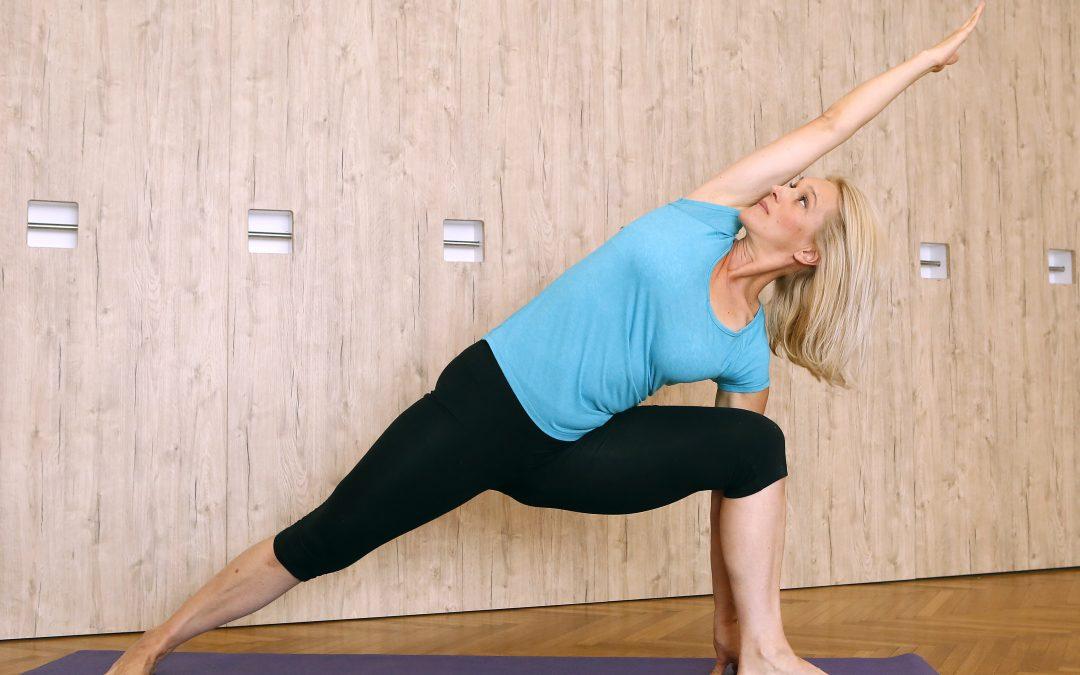 Erősítsd a gerinced Iyengar jógával! Szeptember 29. és október 28.