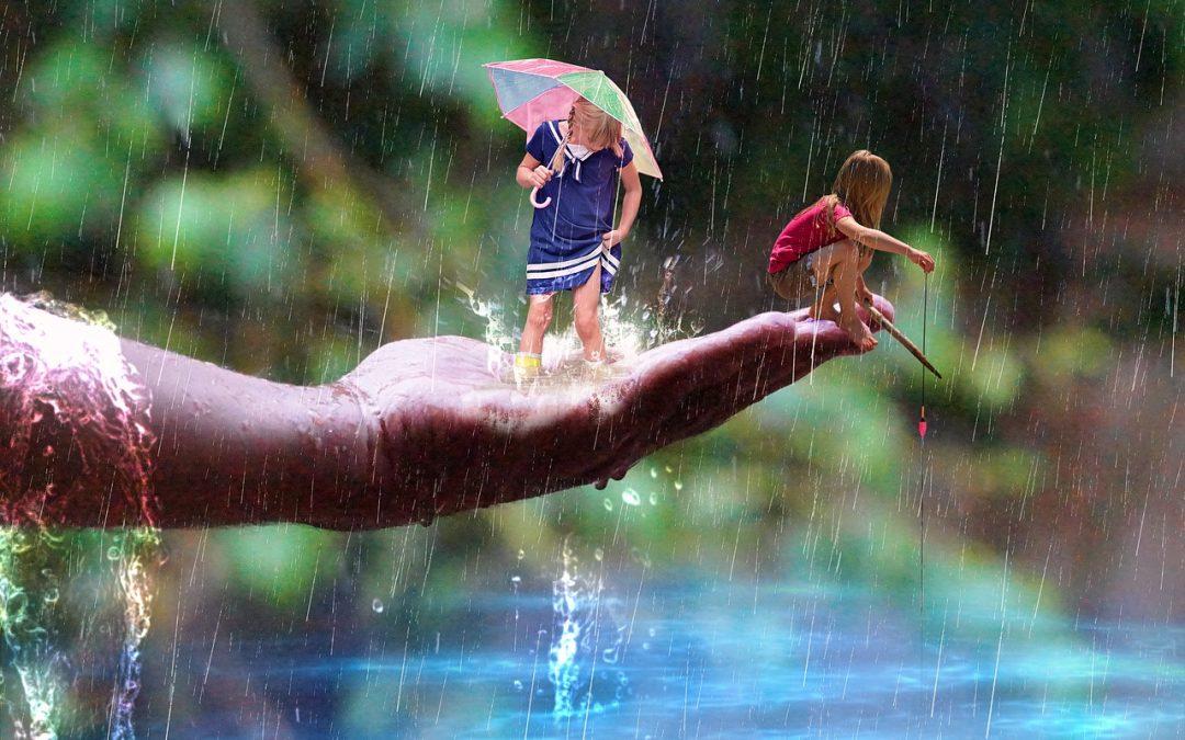 Esős időben jógázni? Na ne!